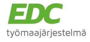 EDC Työmaajärjestelmä